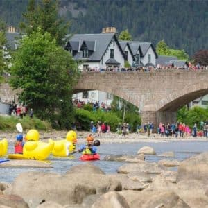 Ballater Duck Festival @ Church Square