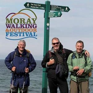 Moray Walking & Outdoor Festival @ Moray Walking & Outdoor Festival